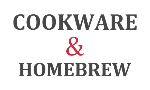Cookware and Homebrew